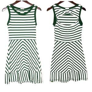 KATE SPADE Knit Striped Dress